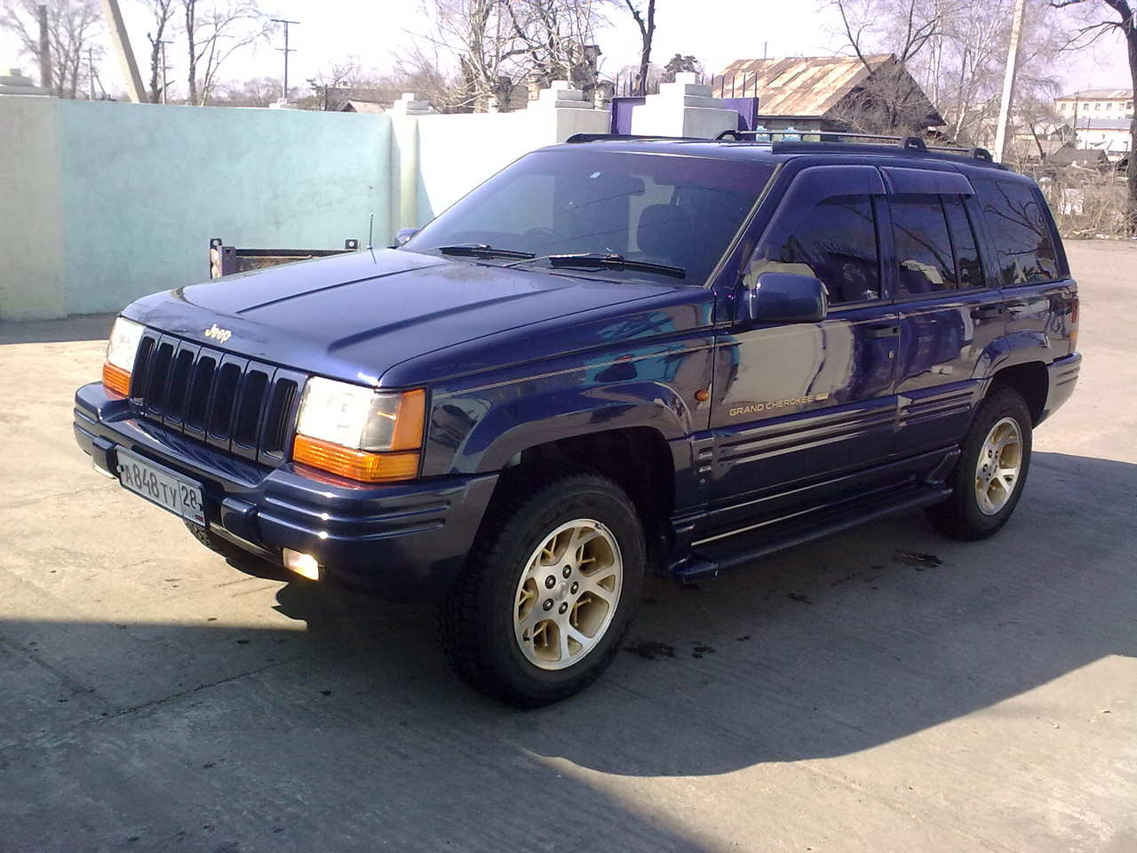 1998 jeep grand cherokee pictures automatic for sale. Black Bedroom Furniture Sets. Home Design Ideas
