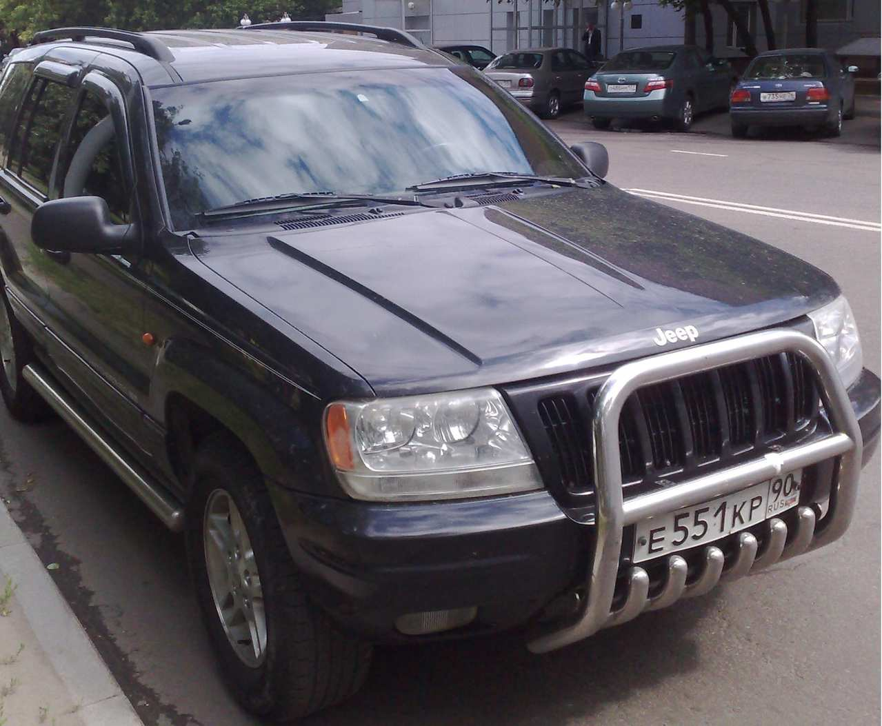 1999 jeep grand cherokee pictures 4000cc gasoline automatic for. Black Bedroom Furniture Sets. Home Design Ideas