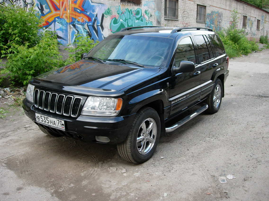 used 2001 jeep grand cherokee photos 4700cc gasoline automatic for. Black Bedroom Furniture Sets. Home Design Ideas