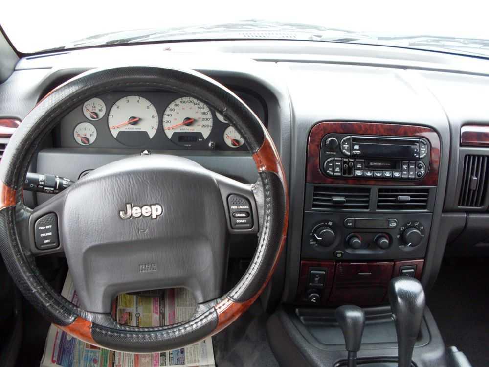 2001 Jeep Grand Cherokee specs, Engine size 4.7, Fuel type ...