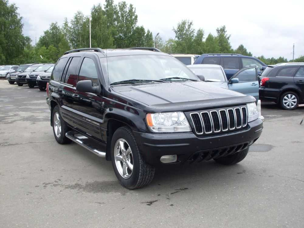 used 2001 jeep grand cherokee photos 4700cc gasoline. Black Bedroom Furniture Sets. Home Design Ideas