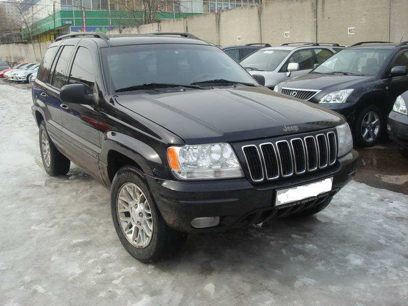 2002 jeep grand cherokee wallpapers gasoline automatic for. Cars Review. Best American Auto & Cars Review