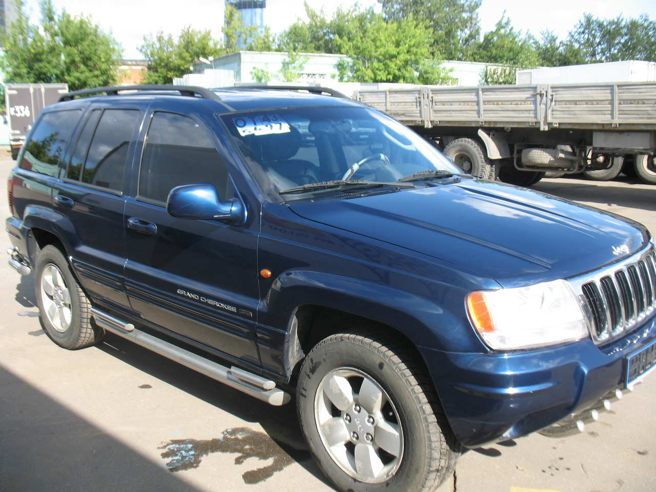 used 2003 jeep grand cherokee photos 2700cc diesel automatic for. Cars Review. Best American Auto & Cars Review
