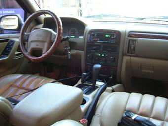 2000 Grand Cherokee Limited