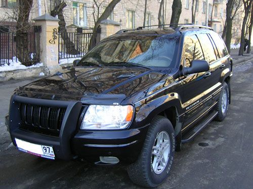 Exceptional 2000 JEEP Grand Cherokee Limited