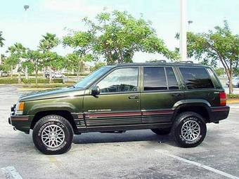 1995 jeep grand cherokee orvis photos for sale. Black Bedroom Furniture Sets. Home Design Ideas