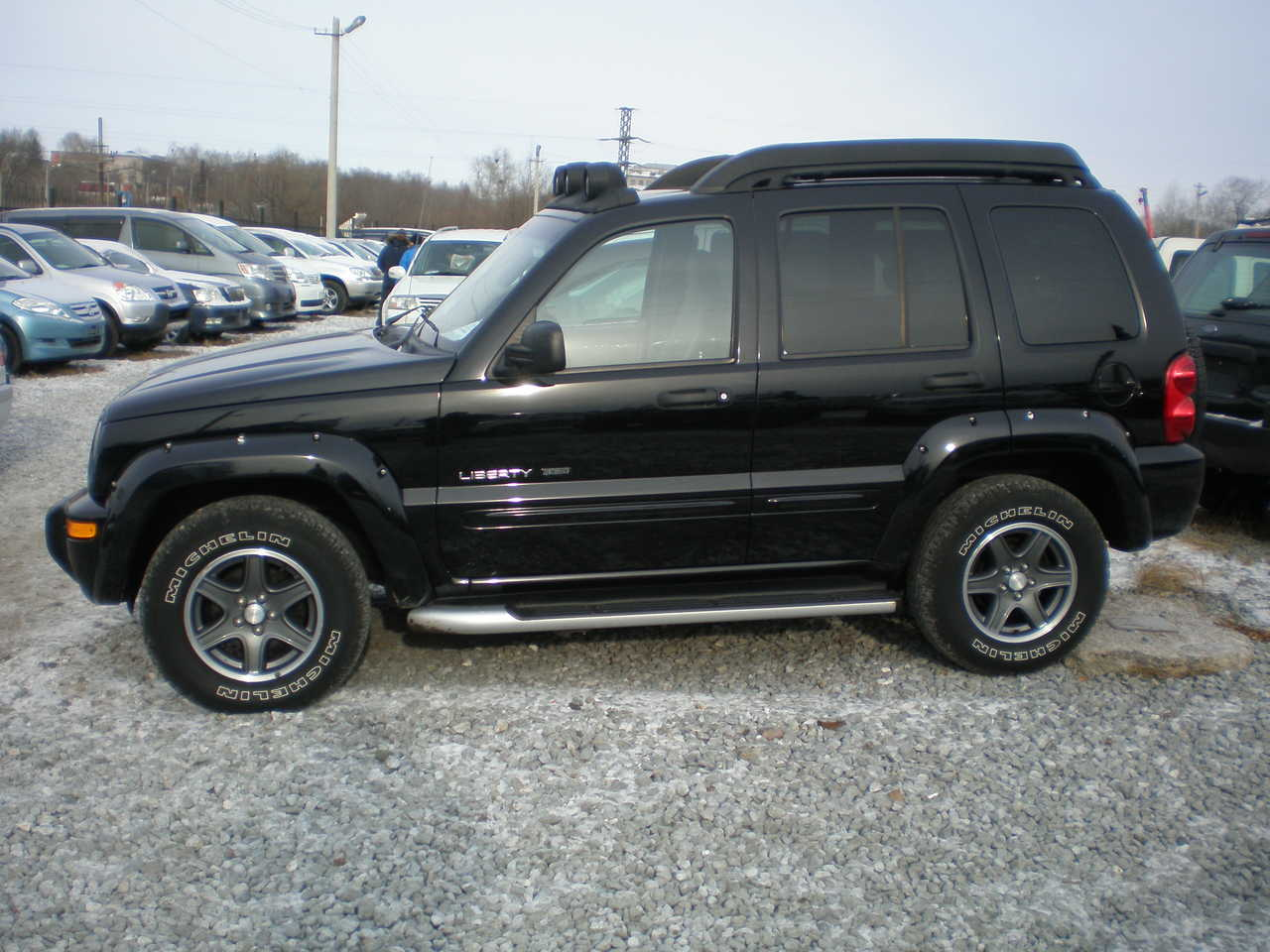 jeep liberty 2003 engine enlarge transmission
