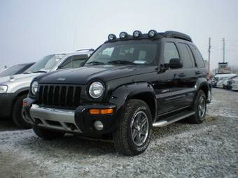 2003 Jeep Liberty Wallpapers
