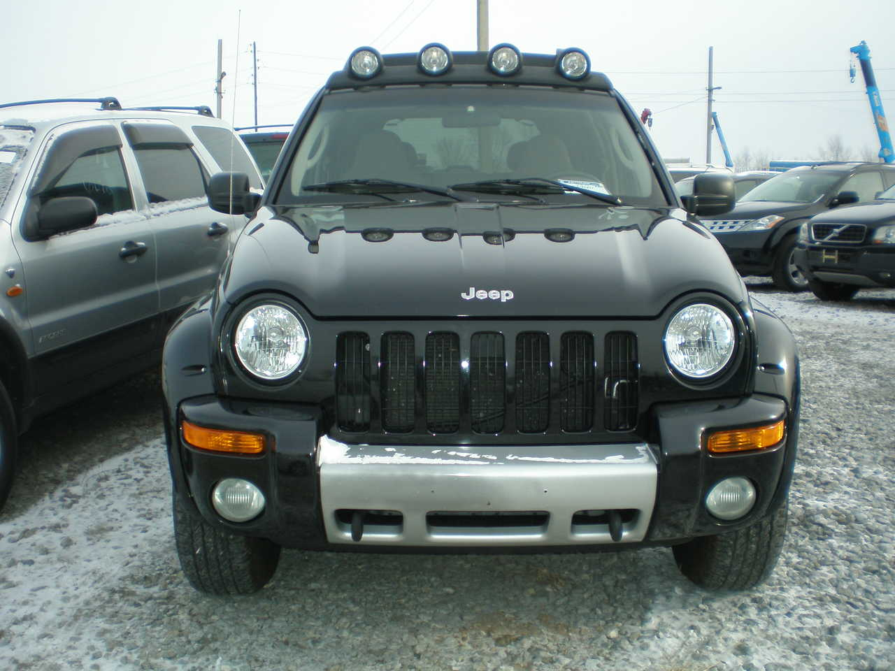 2003 jeep liberty for sale 3 7 gasoline automatic for sale. Black Bedroom Furniture Sets. Home Design Ideas