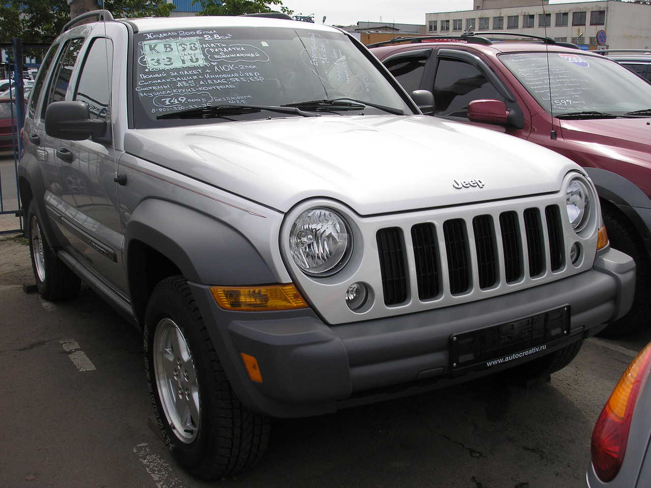 2006 jeep liberty pics, 2.8, diesel, automatic for