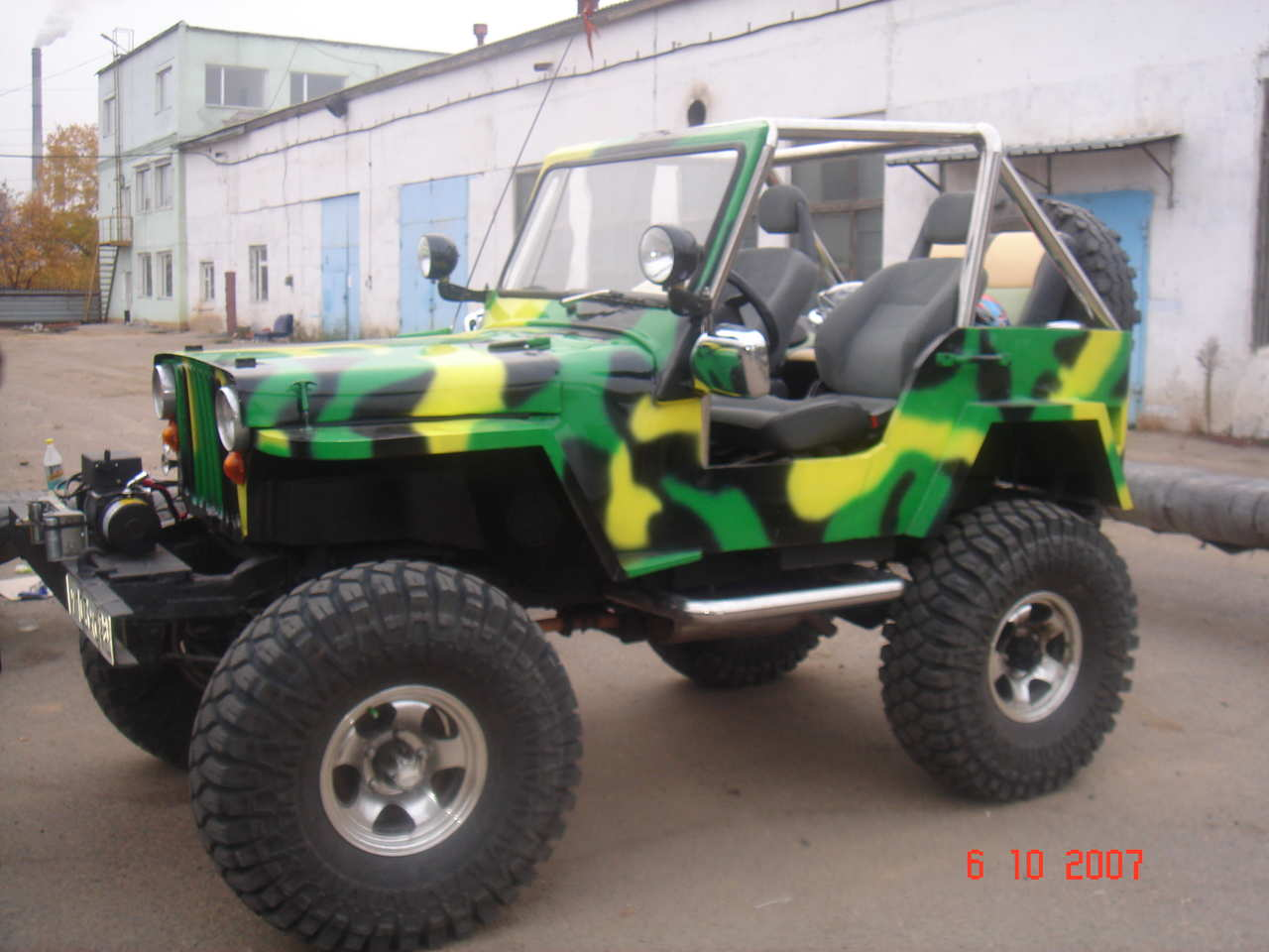 Jeep Wrangler For Sale Ontario >> 1944 JEEP Wrangler Photos, 2.0, Gasoline, Automatic For Sale