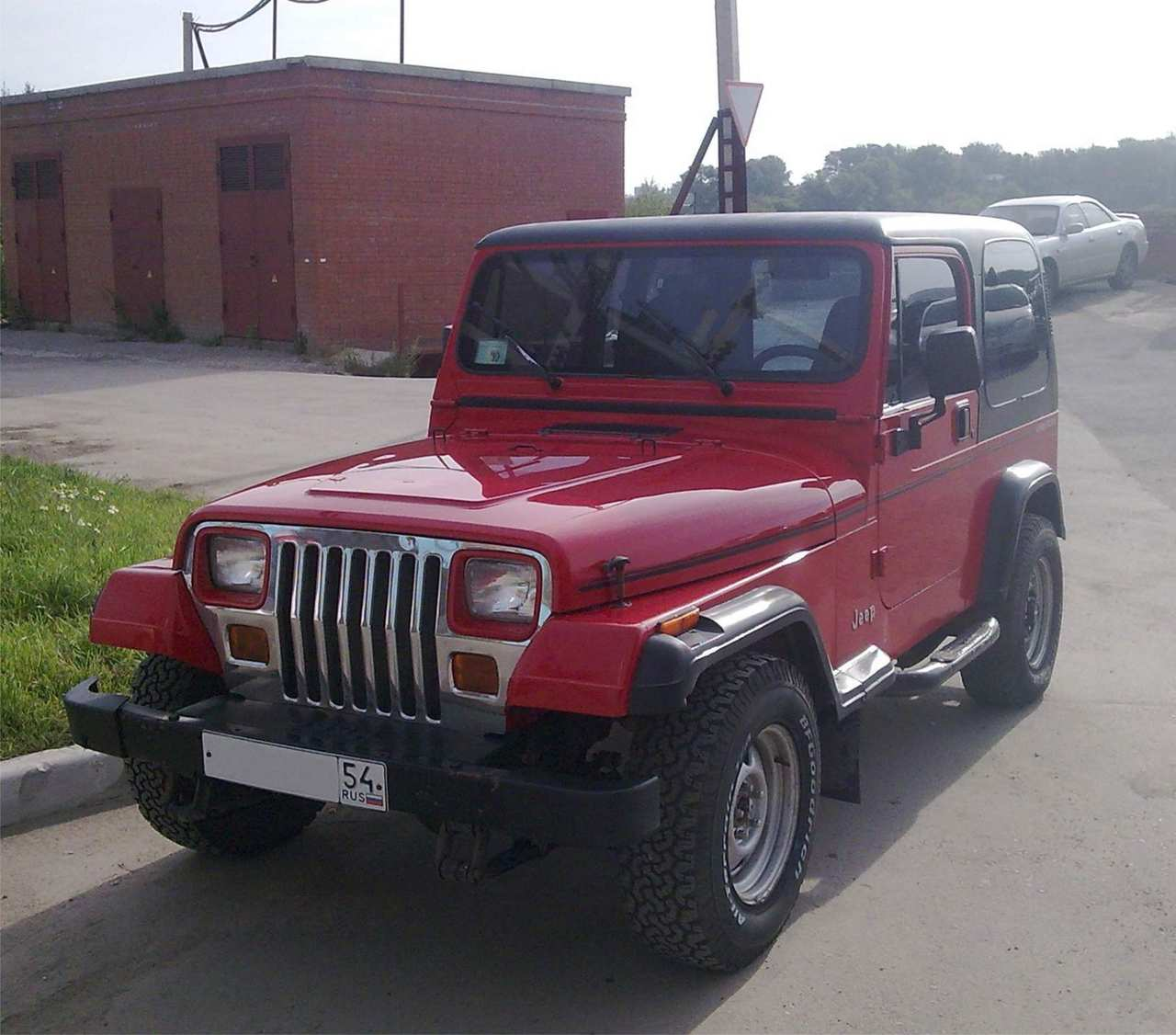 Used 1994 JEEP Wrangler Photos, 2500cc., Gasoline, Manual