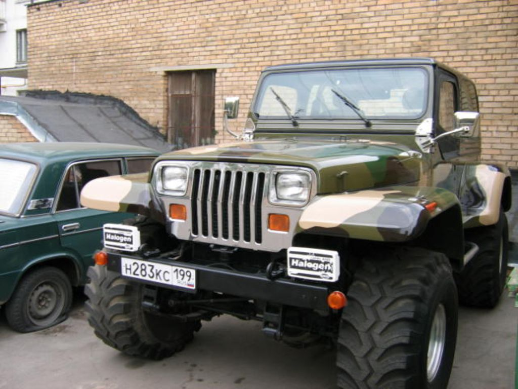 1995 jeep wrangler wallpapers