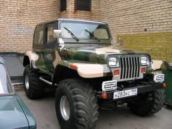 Jeep Wrangler For Sale Ontario >> 1995 JEEP Wrangler Pics, 4.0, Gasoline, Manual For Sale