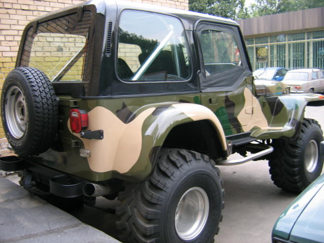 Jeep Wrangler For Sale Ontario >> 1995 JEEP Wrangler Pictures, 4000cc., Gasoline, Manual For ...