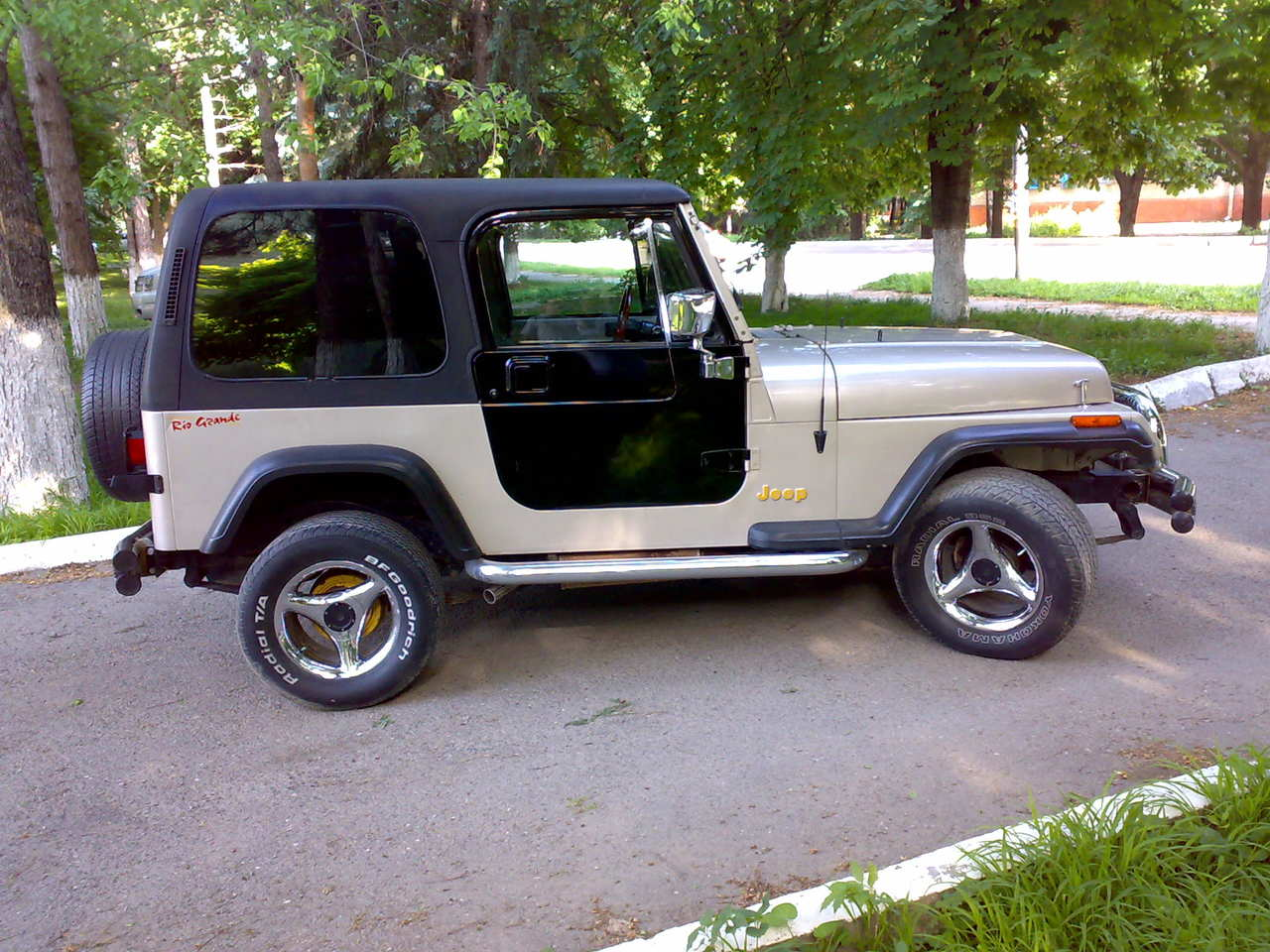 Jeep Wrangler For Sale Ohio 1995 JEEP Wrangler Pictures, 2.5l., Gasoline, Automatic For Sale