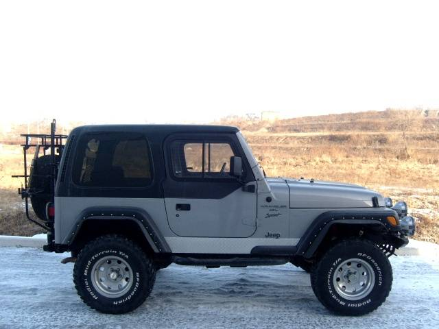2001 jeep wrangler photos 4 0 gasoline manual for sale. Black Bedroom Furniture Sets. Home Design Ideas