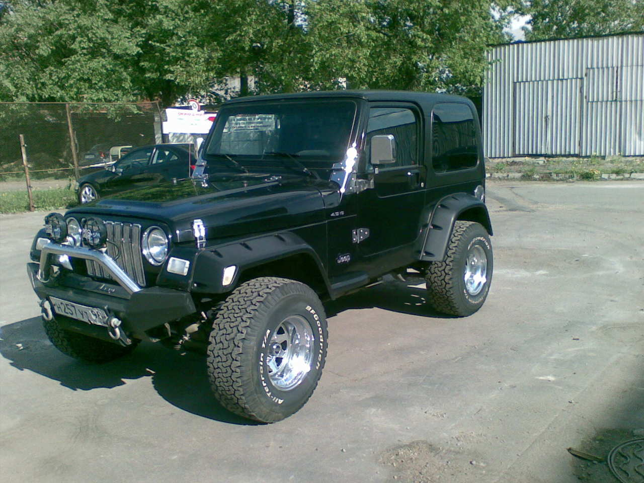 2006 JEEP Wrangler Pictures, 2400cc., Gasoline, Manual For Sale