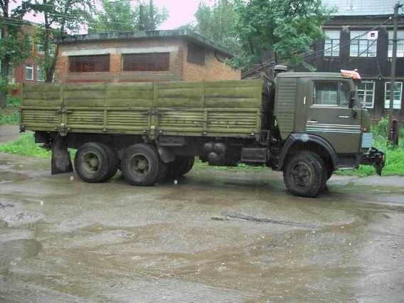 Kamaz Russia