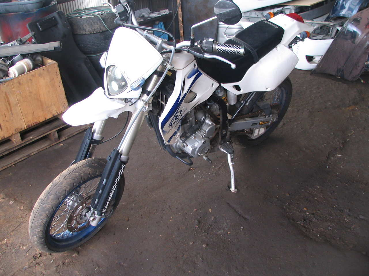 2002 Kawasaki D Tracker Wallpapers 03l For Sale New Photo 4 Enlarge 1280x960