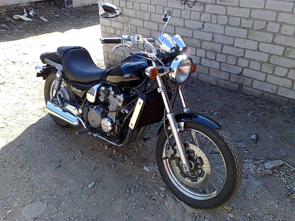 1996 Kawasaki Eliminator 400 Pictures 04l For Sale