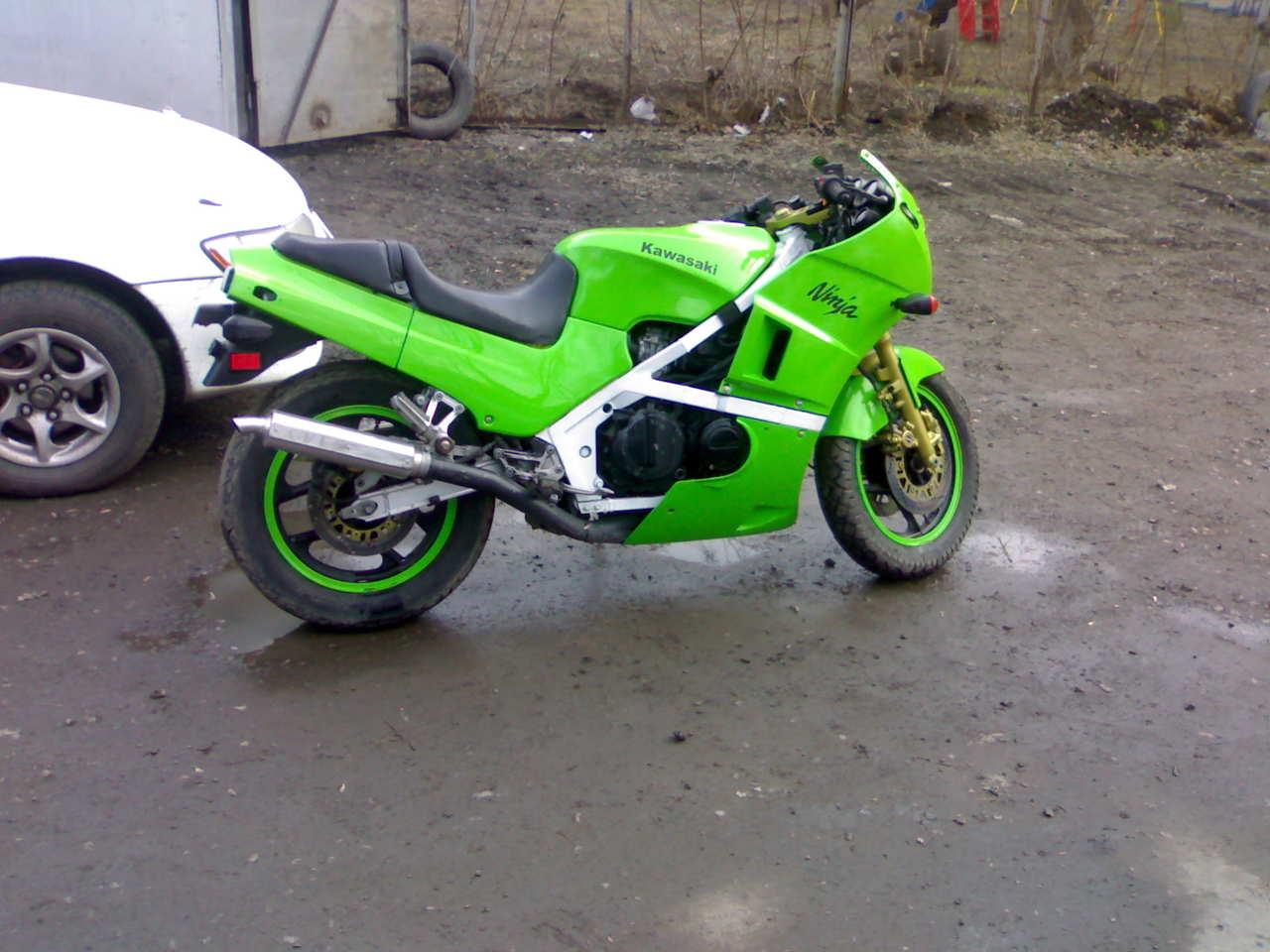 1991 Kawasaki Gpz Ninja Pictures 04l For Sale