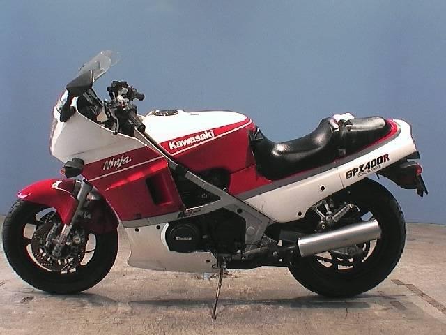 1996 Kawasaki Gpz Ninja Pictures 04l For Sale
