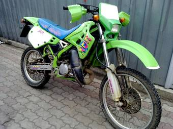 1993 Kawasaki KDX For Sale