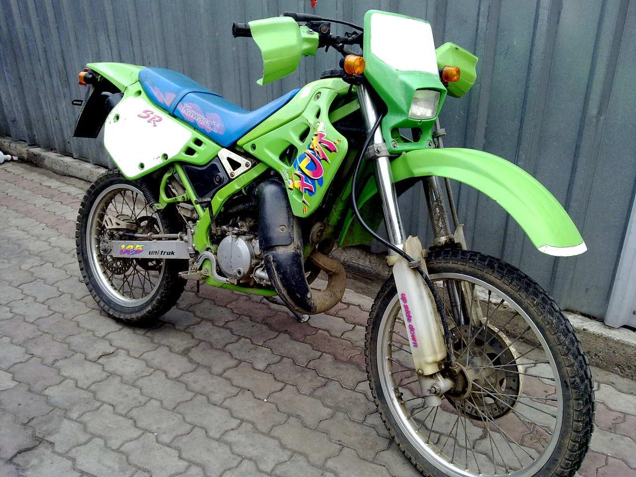Kdx 125 For Sale 1993 Kawasaki Kdx For Sale