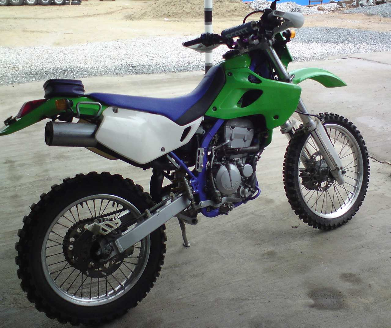 pin used kawasaki 250cc dirt bikes for sale on pinterest. Black Bedroom Furniture Sets. Home Design Ideas