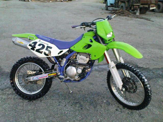 Cost  Kawasaki Klx
