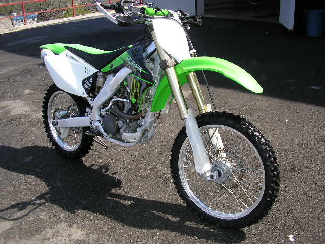 2006 Kawasaki Kx250 For Sale, 250cc. For Sale