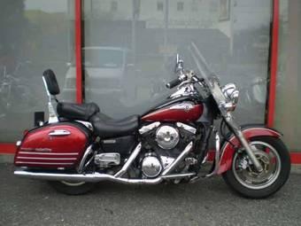 used 2002 kawasaki vulcan1500 classic tourer photos, 1500cc. for sale