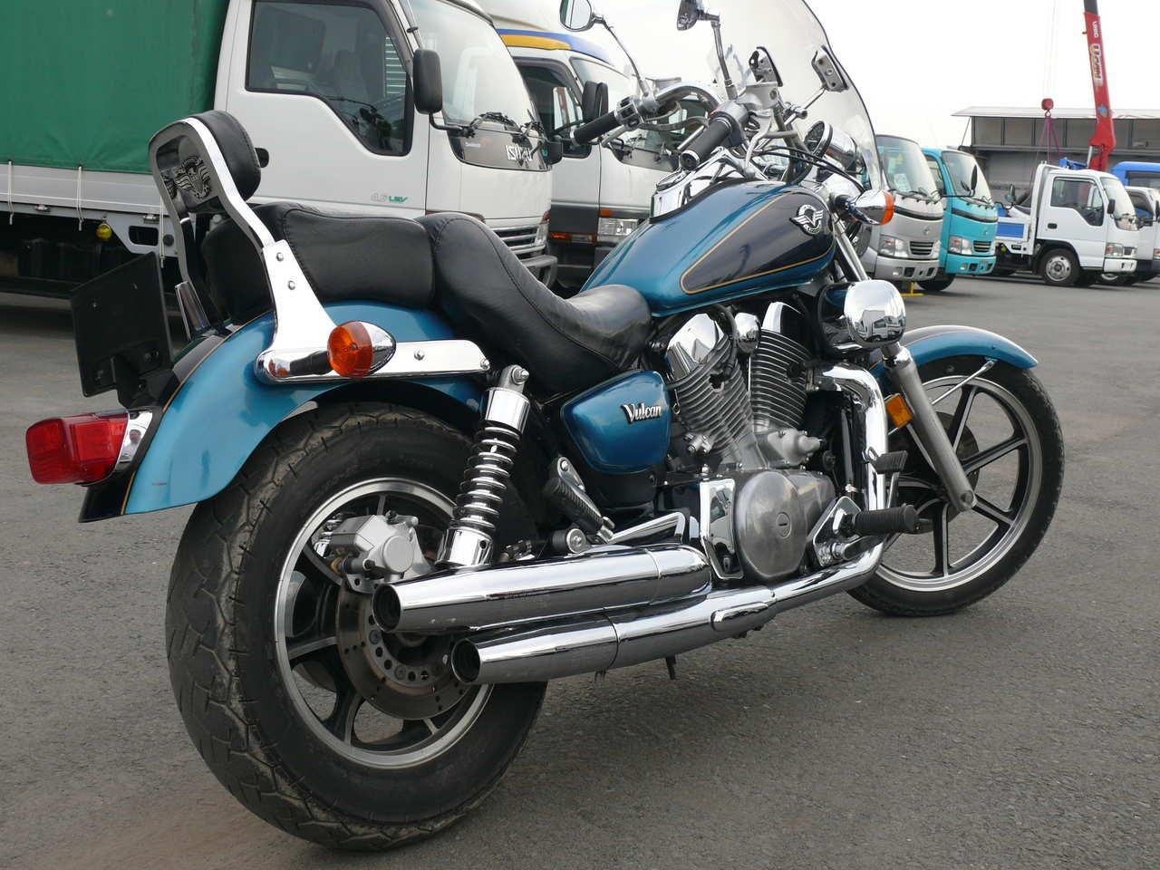 Used 1994 Kawasaki Vulcan 1500 Clic Photos, 1500cc. For Sale