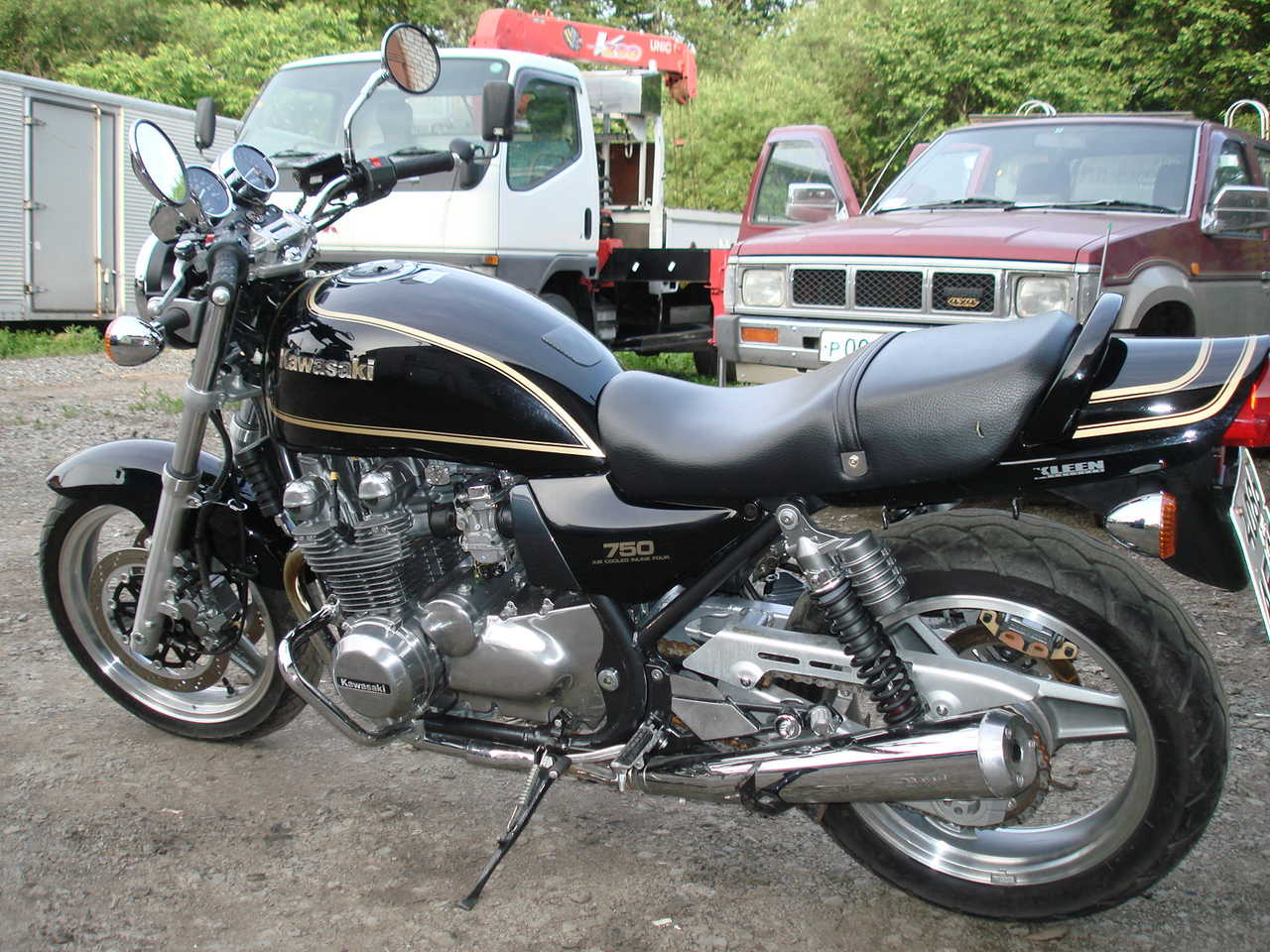 Used Kawasaki Engines For Sale