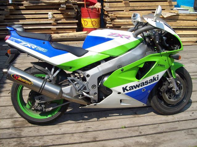 1999 Kawasaki Zxr750 Pictures