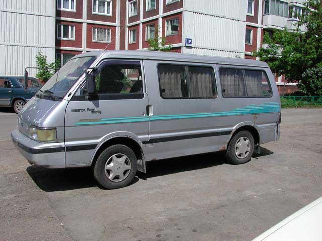1992 Kia Besta Specs  Engine Size 2 2  Fuel Type Diesel  Drive Wheels Fr Or Rr  Transmission
