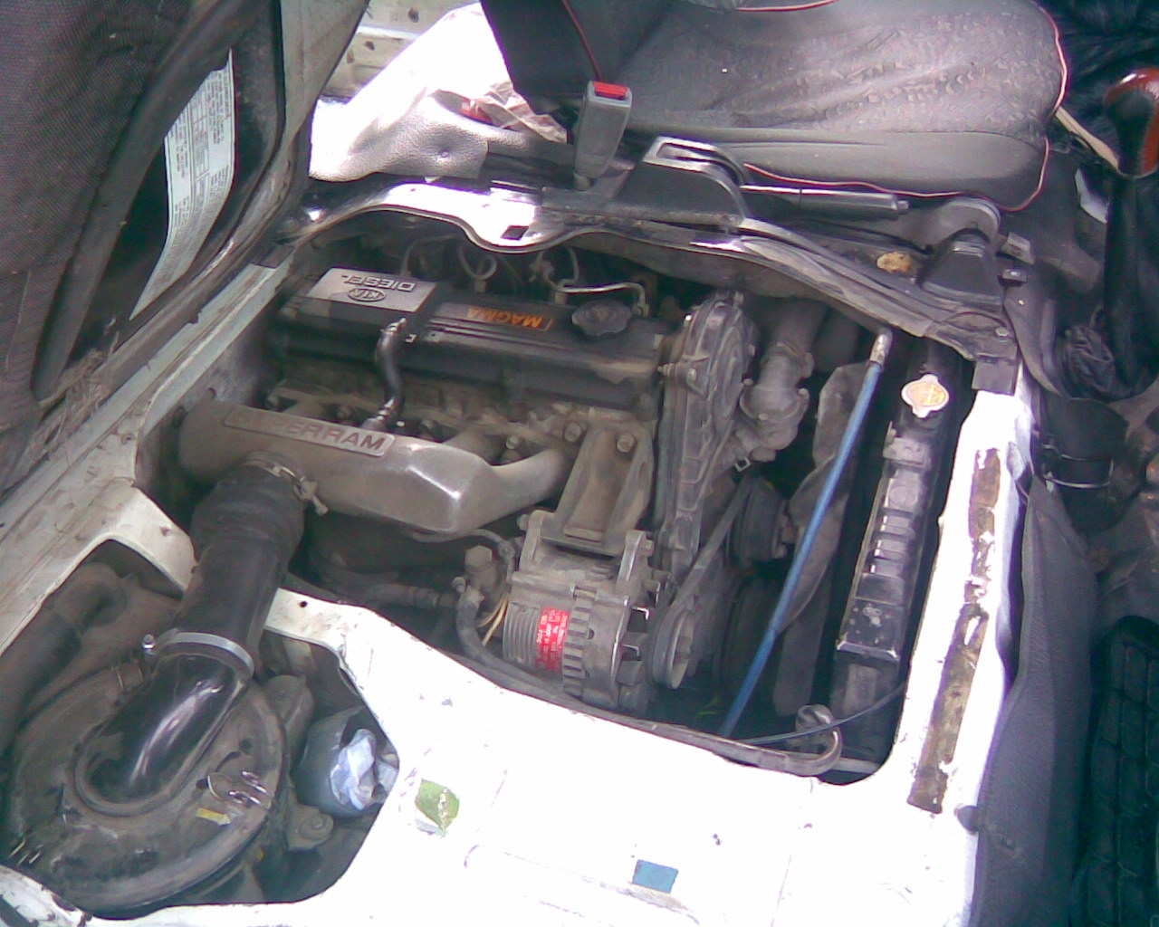 1995 Kia Besta Images  2184cc   Diesel  Fr Or Rr  Manual For Sale