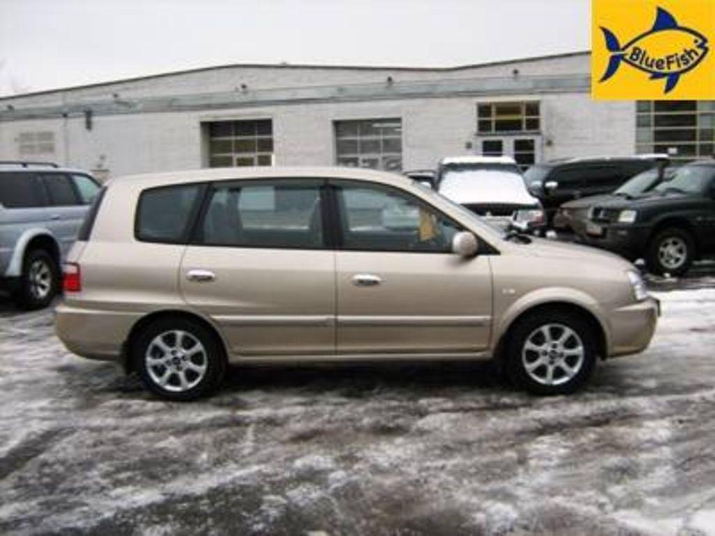 2004 Kia Carens For Sale