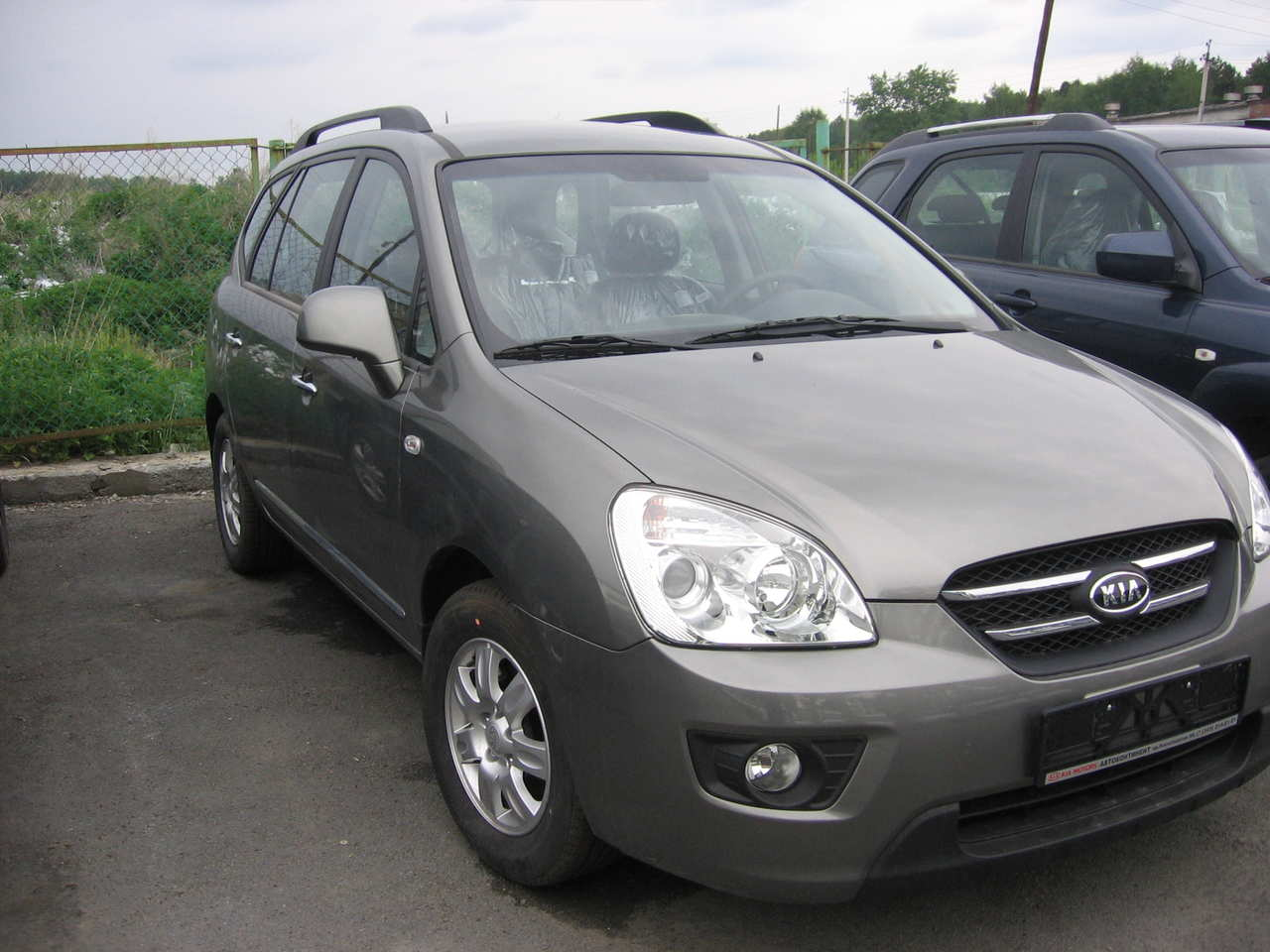used 2009 kia carens photos 2000cc gasoline ff manual for sale. Black Bedroom Furniture Sets. Home Design Ideas