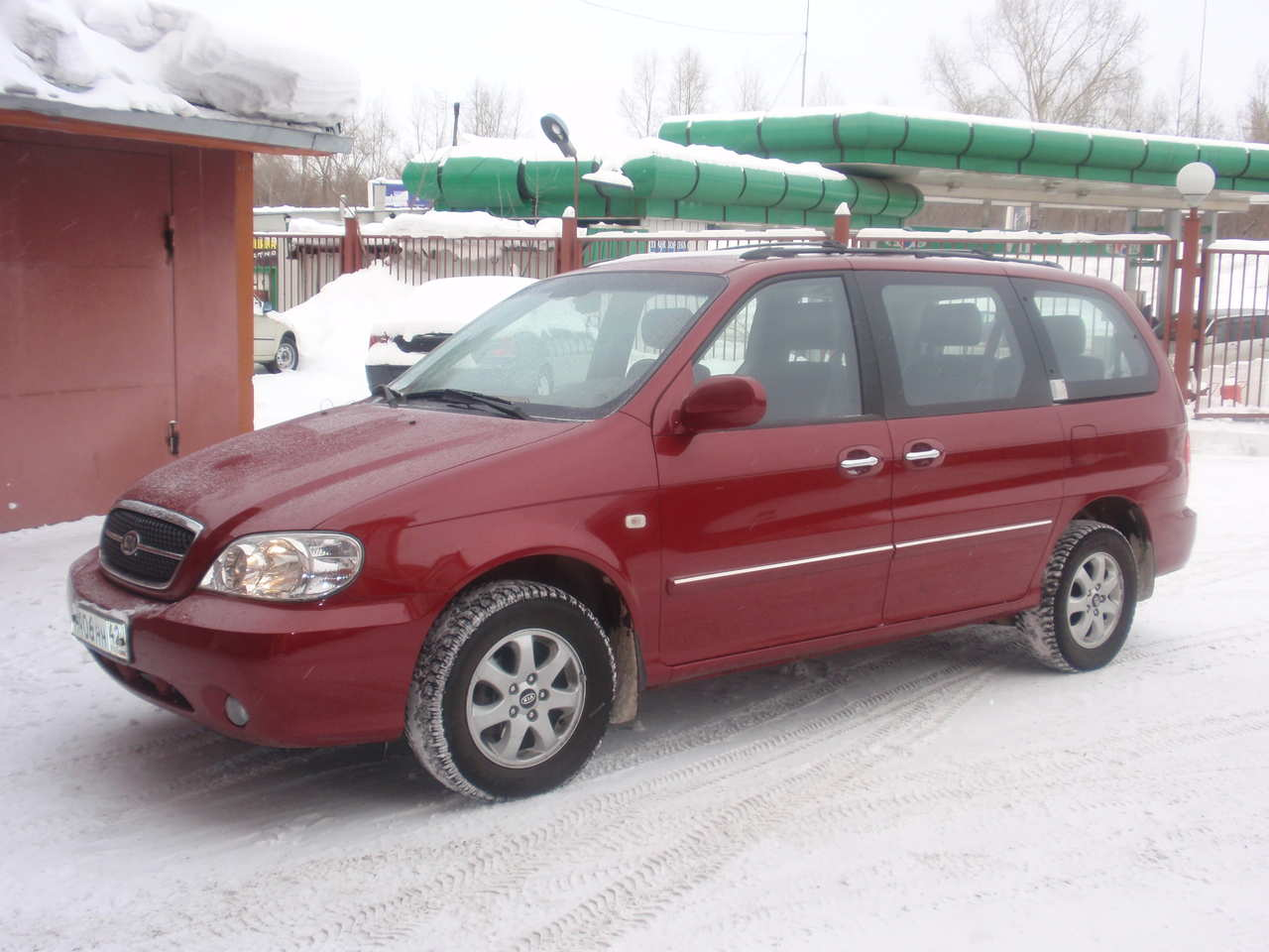 2004 kia carnival pictures 2500cc gasoline ff automatic for sale. Black Bedroom Furniture Sets. Home Design Ideas