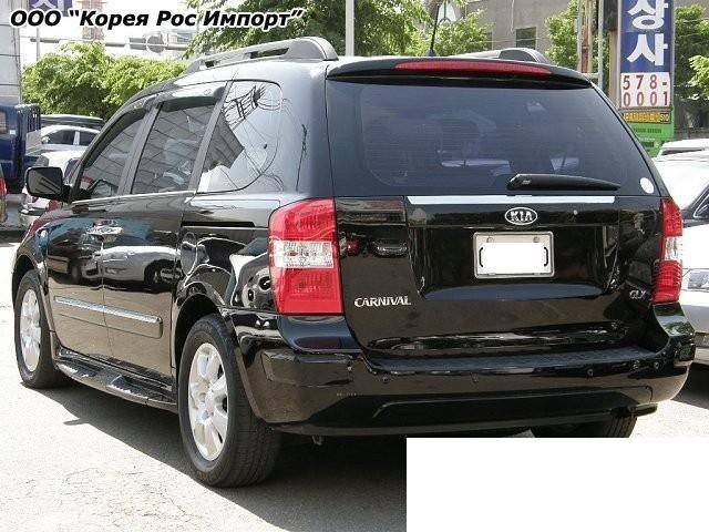 2006 kia carnival photos 2 9 diesel ff automatic for sale. Black Bedroom Furniture Sets. Home Design Ideas