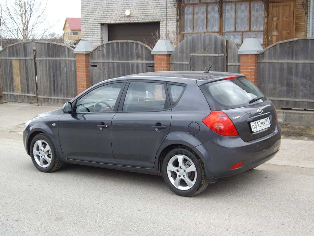 2008 kia cee d pictures gasoline ff automatic for sale. Black Bedroom Furniture Sets. Home Design Ideas