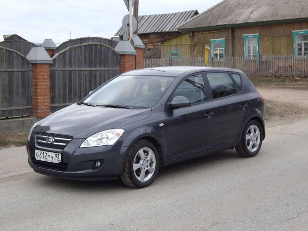 used 2008 kia cee d photos 1600cc gasoline ff automatic for sale. Black Bedroom Furniture Sets. Home Design Ideas