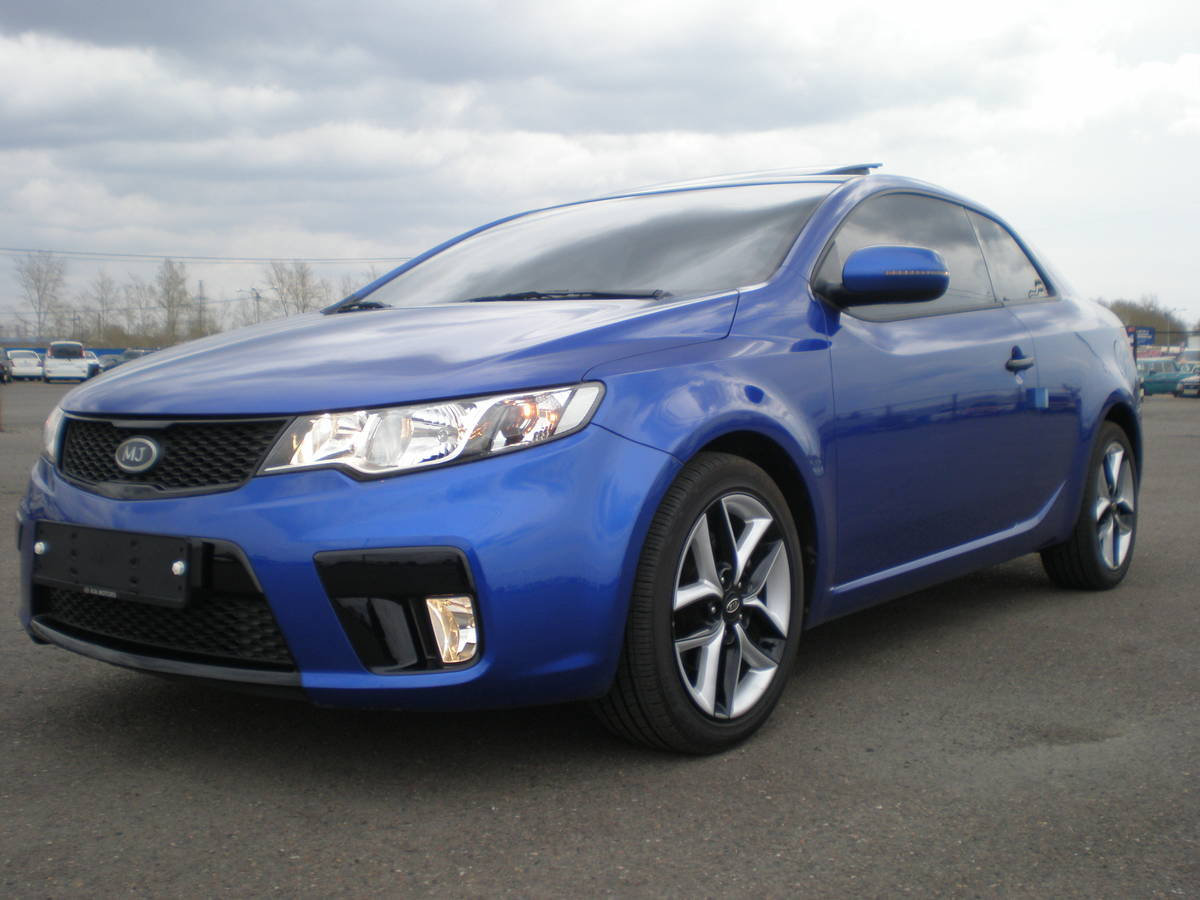 Used 2012 KIA Cerato KOUP Photos, 1600cc., Gasoline, FF ...