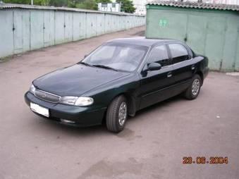 Kia Clarus (1998-2001)