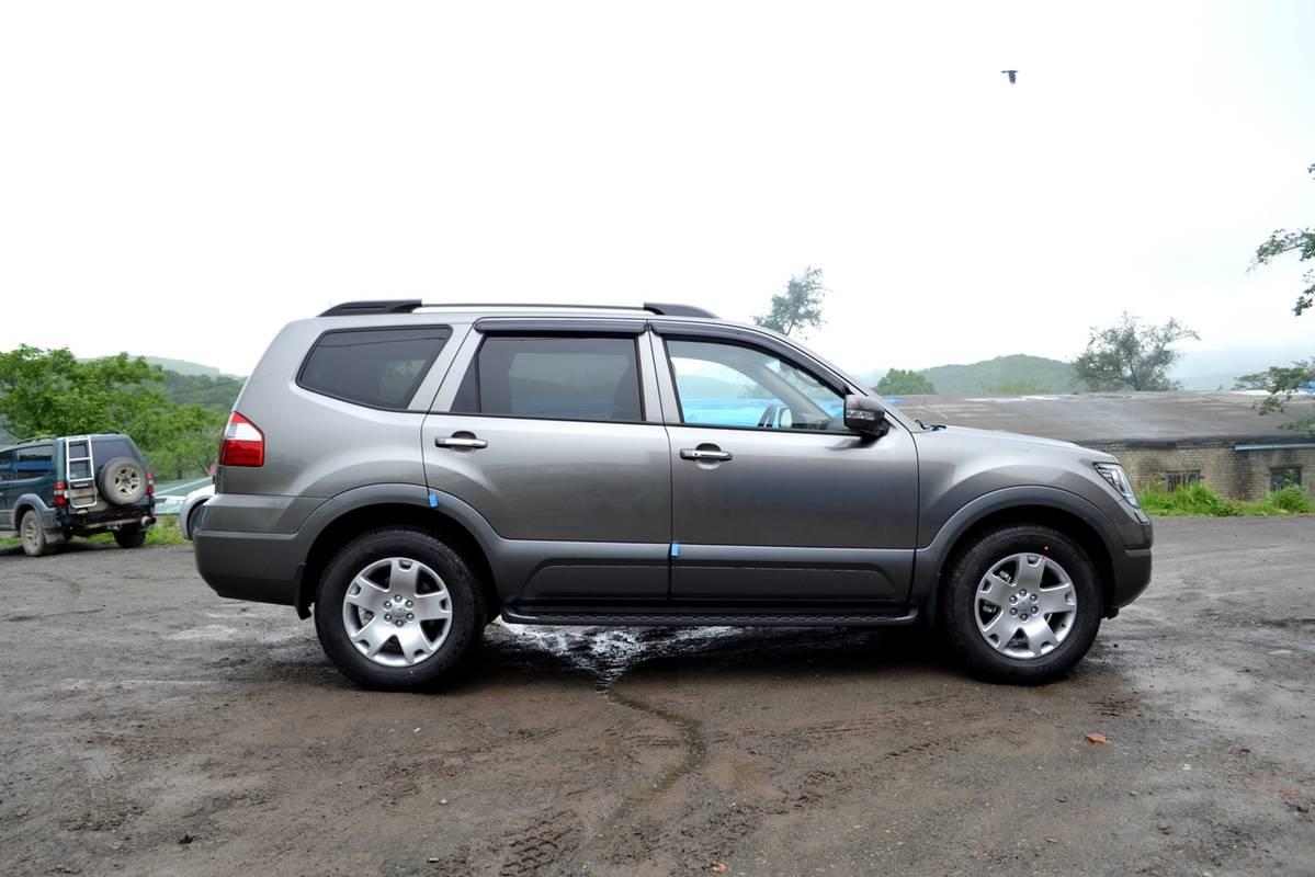 2012 Kia Mohave Images 3000cc Diesel For Sale
