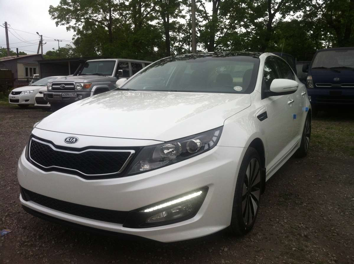 used 2012 kia optima photos 2400cc gasoline ff. Black Bedroom Furniture Sets. Home Design Ideas
