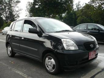 2005 KIA Picanto For Sale
