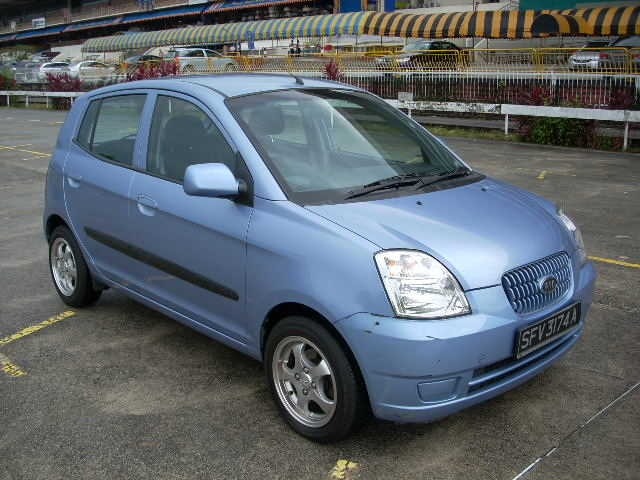 2005 Kia Picanto Photos 1 1 Gasoline Ff Automatic For Sale